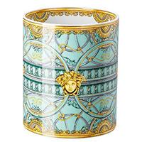 Настольная ваза Rosenthal Versace Scala Palazzo Verde, фото