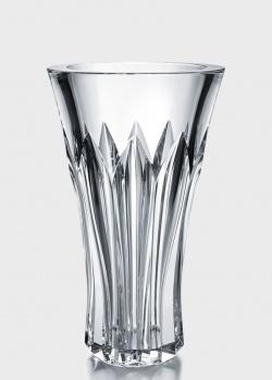 Настольная ваза Baccarat Pauline с алмазной гранью, фото
