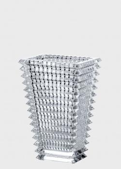 Рифленая ваза Baccarat Eye прямоугольной формы, фото