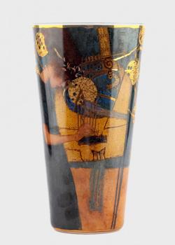 Ваза Goebel Artis Orbis The Music стилизована под картину Густава Климта, фото