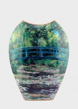 Настольная ваза Goebel Artis Orbis Japanese Garden 30см, фото