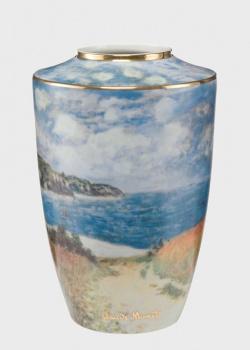 Ваза Goebel Artis Orbis Claude Monet 24см из фарфора, фото