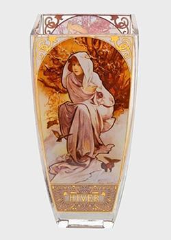 Настольная ваза Goebel Artis Orbis Четыре Сезона 16см, фото
