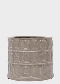 Вазон Palais Royal Колизей 25см из керамики, фото