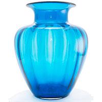 Синяя ваза Comtesse Milano Capri, фото