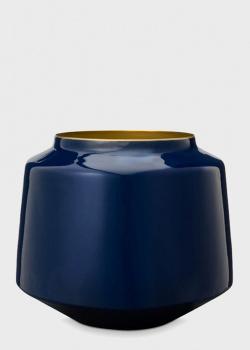 Металлическая ваза Pip Studio Royal Blue 22х26см, фото