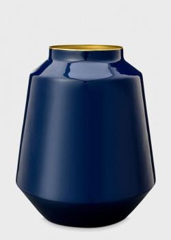 Настольная ваза Pip Studio Royal Blue 24x29см из металла, фото