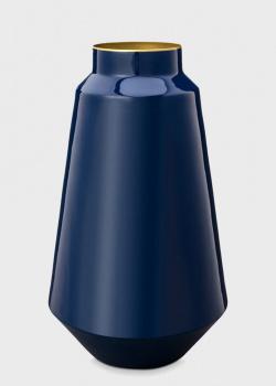 Металлическая настольная ваза Pip Studio Royal Blue 36см, фото