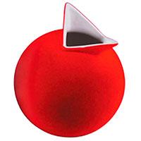Ваза PO Selected Cuco красная, фото