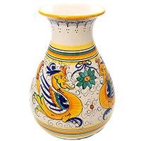Ваза L'Antica Deruta Raffaellesco из керамики, фото