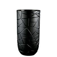 Ваза Ceramika Design Ice черного цвета, фото