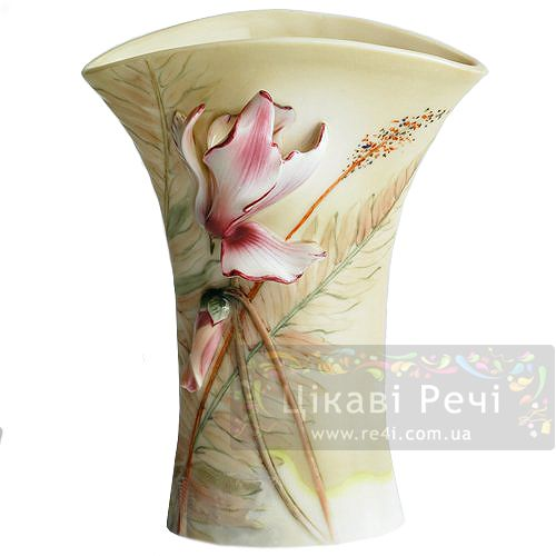 Цикломен: ваза, фото