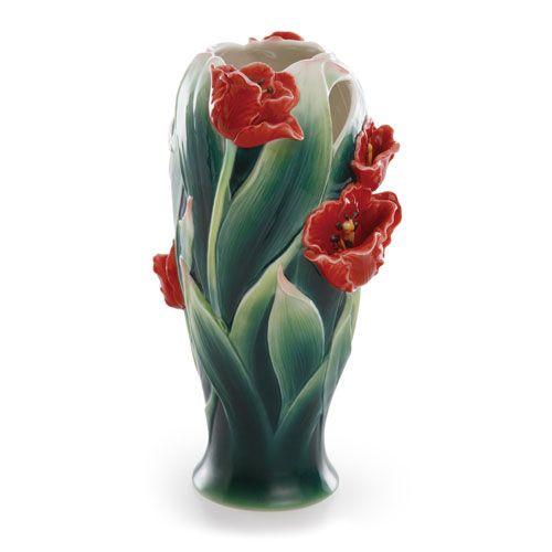 Ваза «Тюльпаны», фото