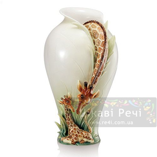 Жираф: ваза, фото