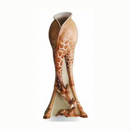Жираф большая ваза, фото
