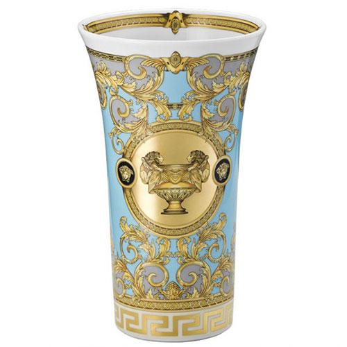 Настольная ваза Rosenthal Versace Prestige Gala Le Bleu, фото