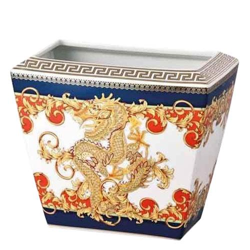 Ваза из фарфора Rosenthal Versace Legent Of The Dragon, фото