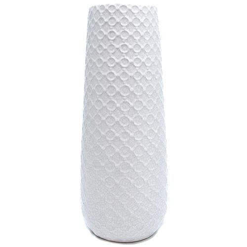 Белая ваза Villa D'este настольная, фото