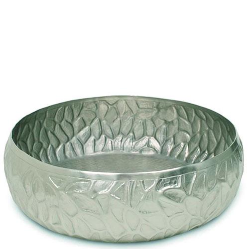 Металлическая ваза Guaxs Jocoro Bowl M 43х12см, фото