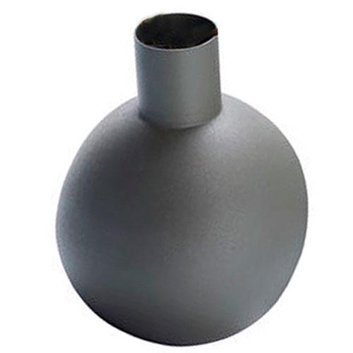 Ваза Philippi Balloon большая из стали, фото
