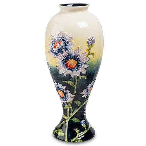 Фарфоровая ваза Pavone JP Хризантема, фото