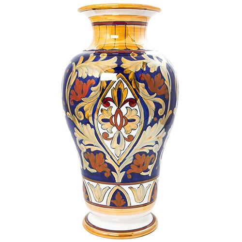 Ваза L'Antica Deruta Lustro Antico из керамики, фото