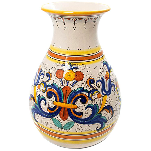 Ваза L'Antica Deruta Ricco керамическая, фото