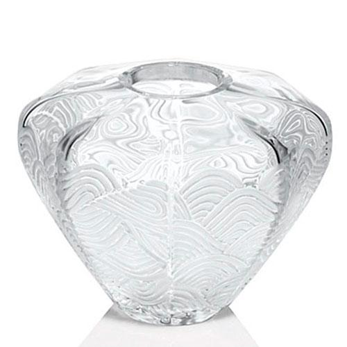 Хрустальная ваза Lalique Lantern прозрачная