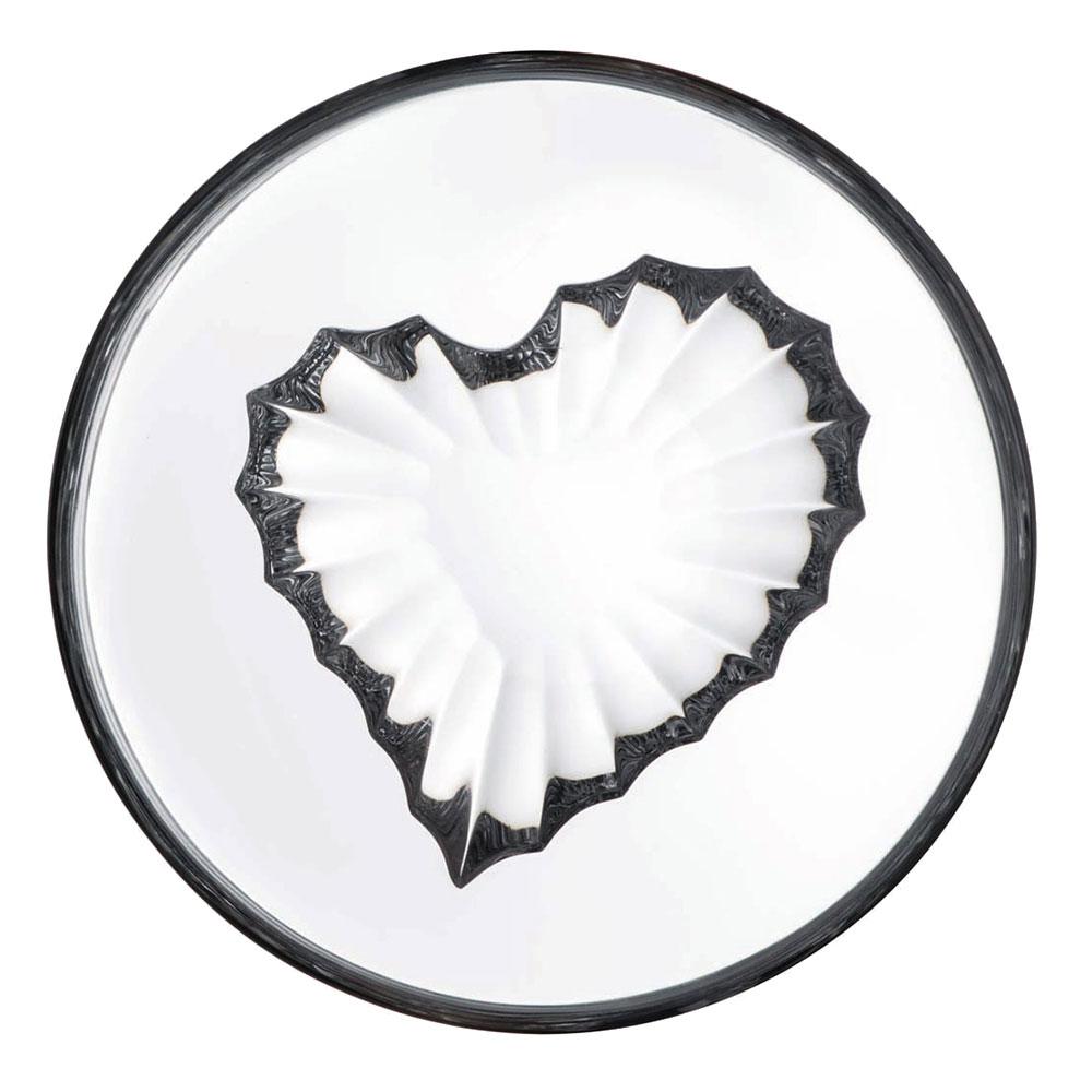Хрустальная ваза Rogaska Heart 12см