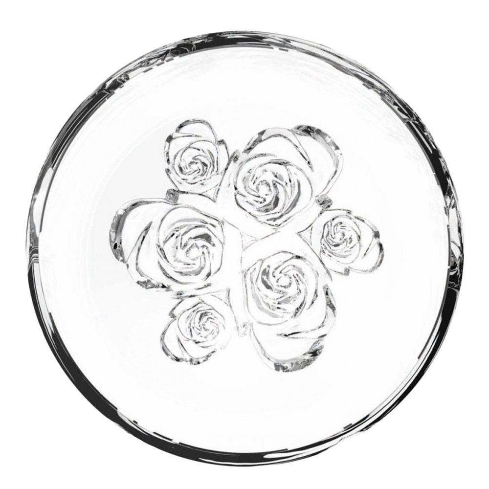 Ваза Rogaska Flowers из хрусталя 13см