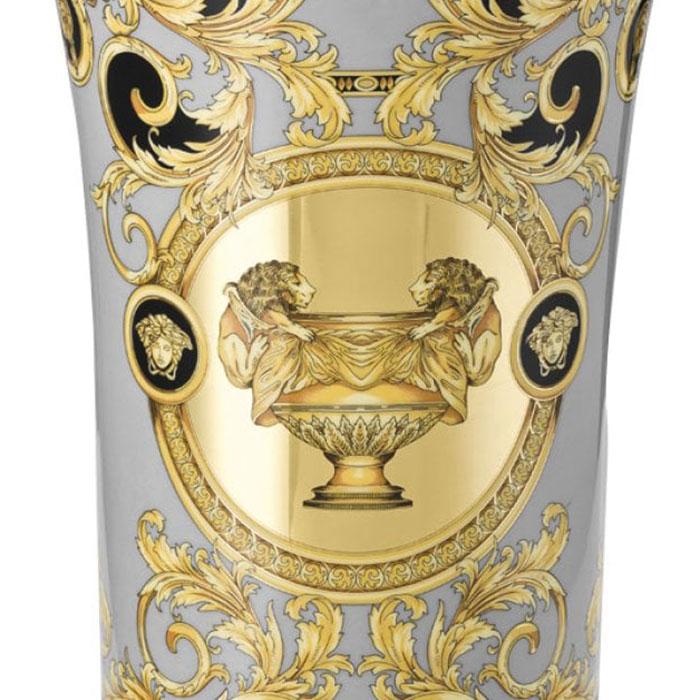Фарфоровая ваза Rosenthal Versace Prestige Gala Medusa