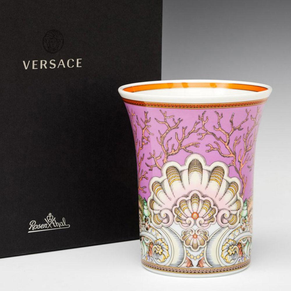 Ваза Rosenthal Versace Etoiles de la Mer из фарфора