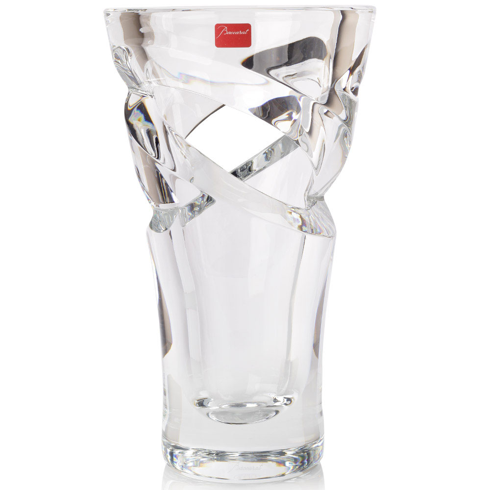 Хрустальная ваза Baccarat Tornado
