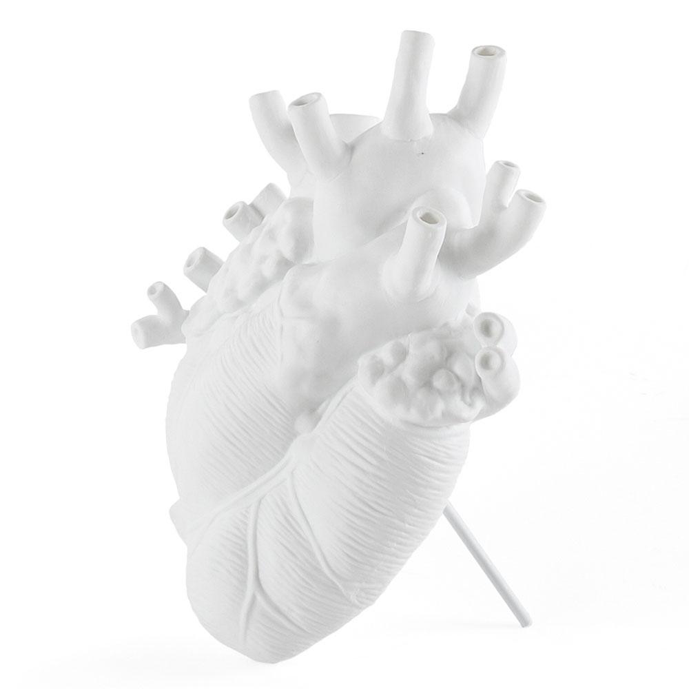 Фарфоровая ваза Seletti Сердце