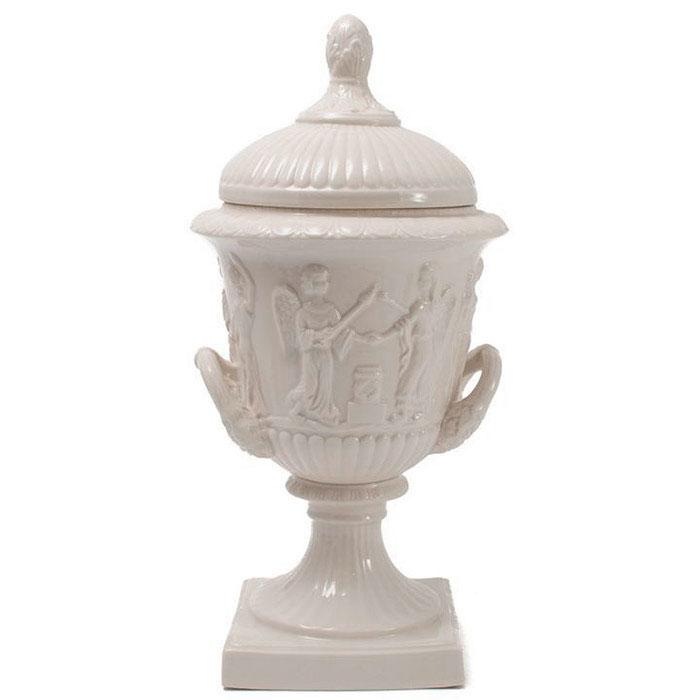 Керамическая ваза Palais Royal с крышкой