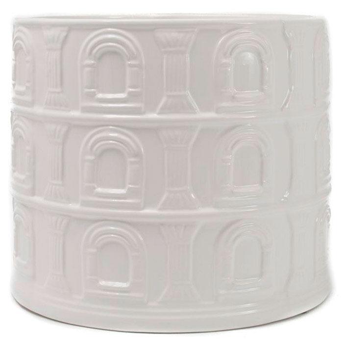 Белый керамический вазон Palais Royal Истории города