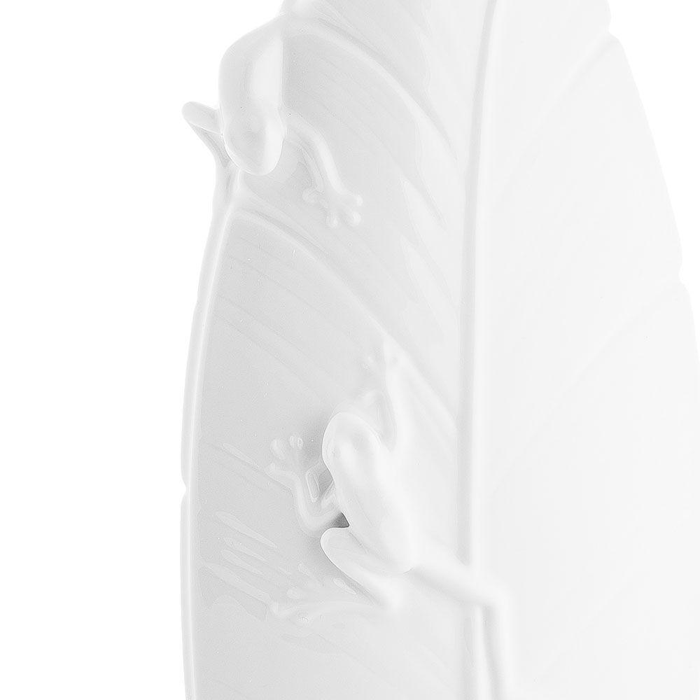 Фарфоровая ваза Pavone FM Тропические лягушки малая