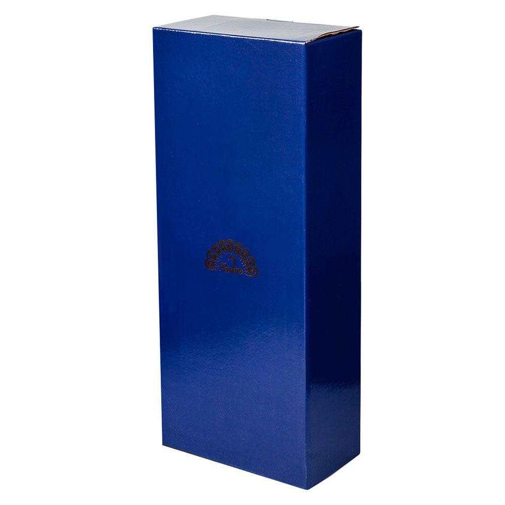 Фарфоровая ваза Pavone FM Тропические лягушки алого цвета