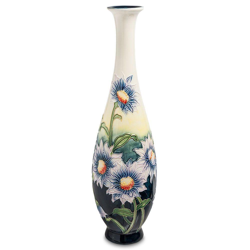 Высокая ваза Pavone JP Хризантема