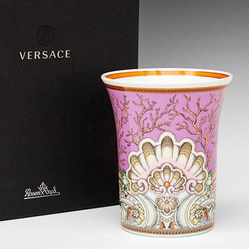 Ваза Rosenthal Versace Etoiles de la Mer из фарфора, фото