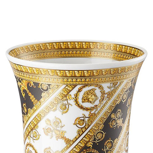 Фарфоровая настольная ваза Rosenthal Versace I Love Baroque, фото