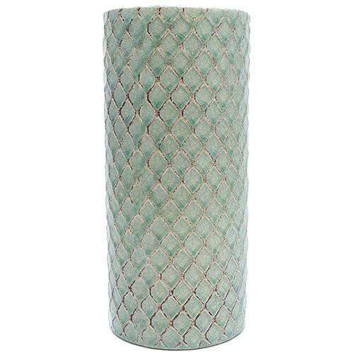 Настольная ваза Villa D'este с геометрическим рисунком, фото