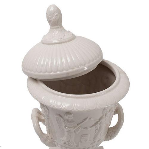 Керамическая ваза Palais Royal с крышкой, фото