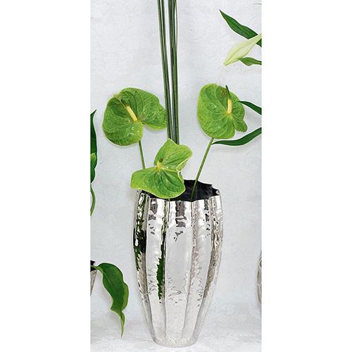 Металлическая напольная ваза HOFF Interieur Milano, фото