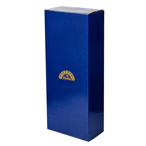 Белая фарфоровая ваза Pavone FM Тропические лягушки большая, фото