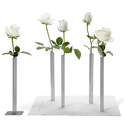 Набор магнитных ваз Peleg Design 5шт, фото