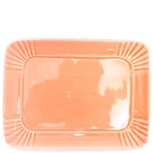Поднос Palais Royal Зефир оранжевого цвета, фото