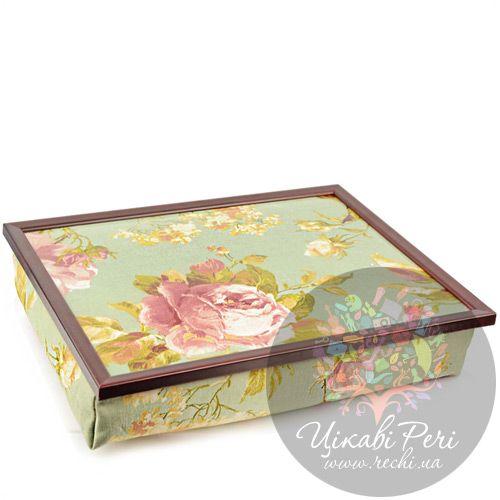 Поднос на подушке Margot Steel Designs Роза, фото