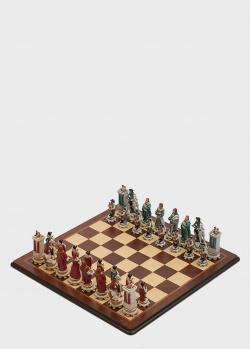 Шахматные фигуры Nigri Scacchi Людовик XIV большого размера, фото