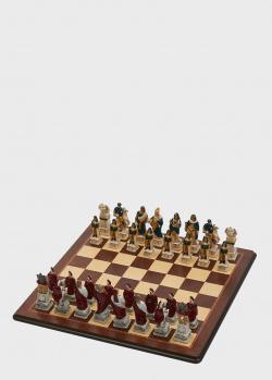 Шахматные фигуры большого размера Nigri Scacchi Римляне и египтяне, фото